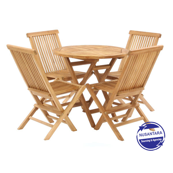 Teak Outdoor Bistro Table Sets