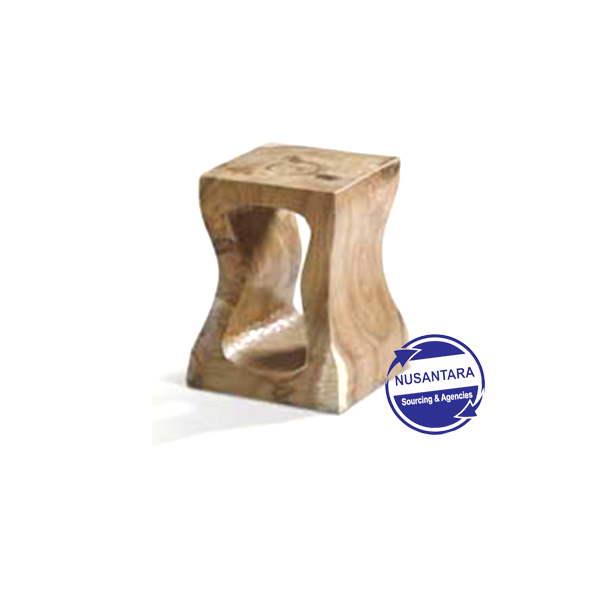 Suarwood Lengkok Stool