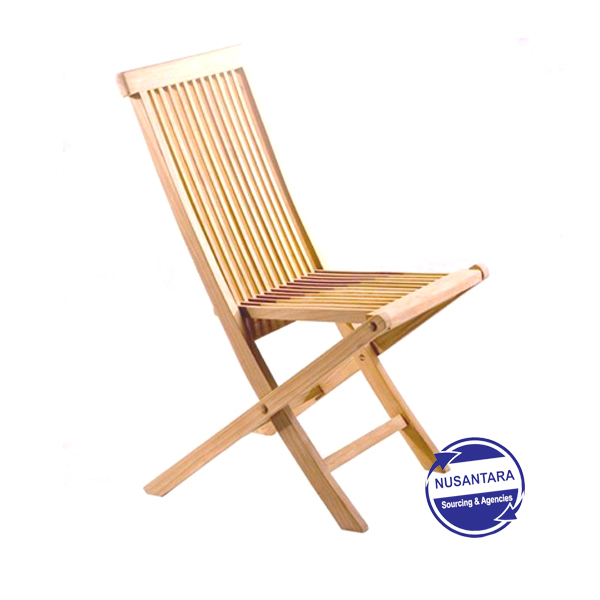 Teak Folding Chair - Classic