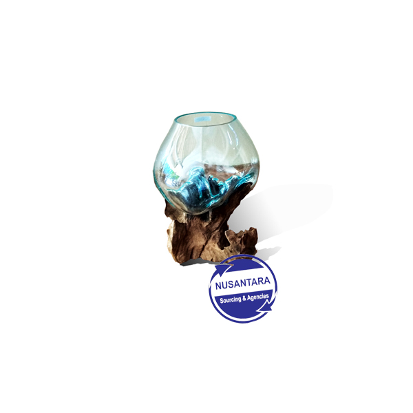 GLASS BLOWING / AQUARIUM DIA 30CM